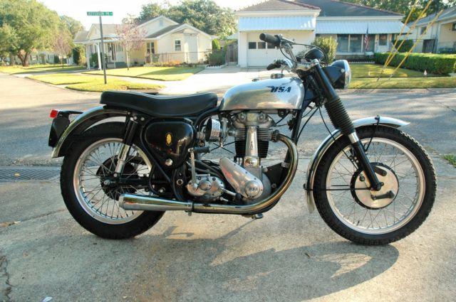 1959 BSA B33