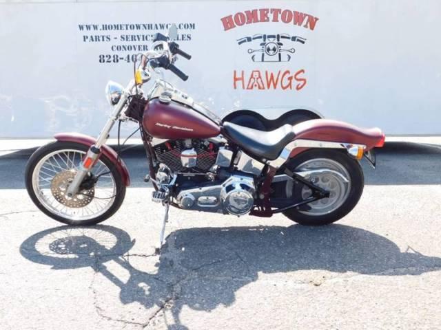 1986 Harley Davidson FXSTX Softail Custom