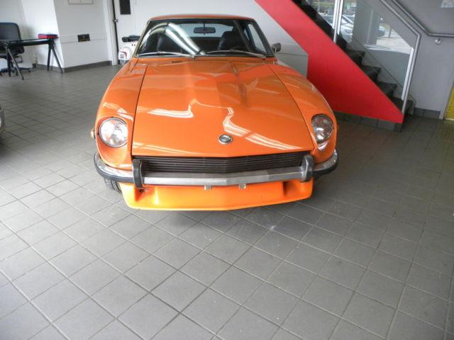1971 DATSUN 240 Z (UNMOLESTED)