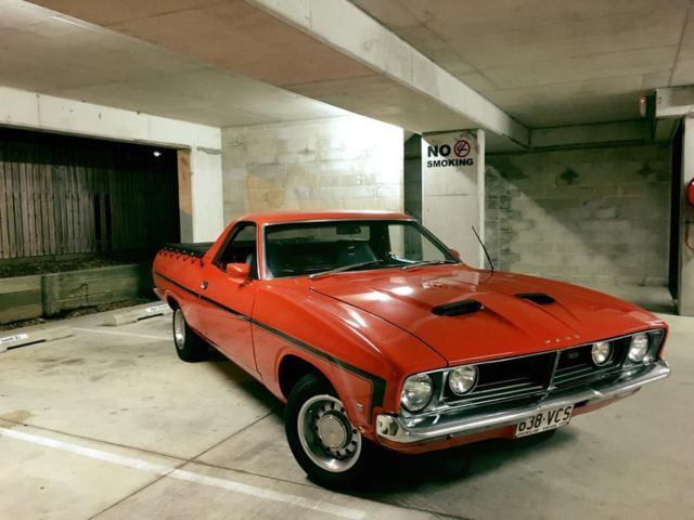 Ford 1974 Xb Falcon Ute For Sale Urangan Qld Australia