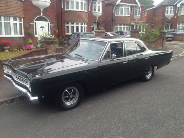 Plymouth Satellite 1968 5.9 Litre American Classic Car TOP Condition £15995 ONO