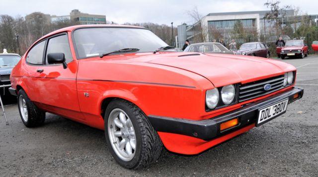 Ford Capri Mk3 V8 Small Block Chevy Auto. Wonderful Condition!