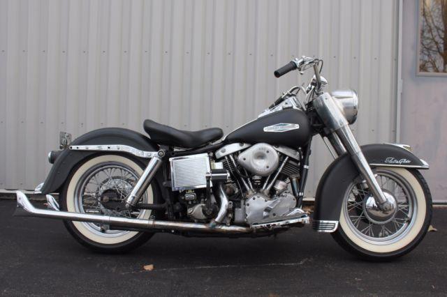1968 Harley-Davidson FLH