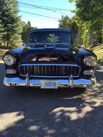 1955 Bel Air 2 Door Post Pro-Touring / Resto Mod