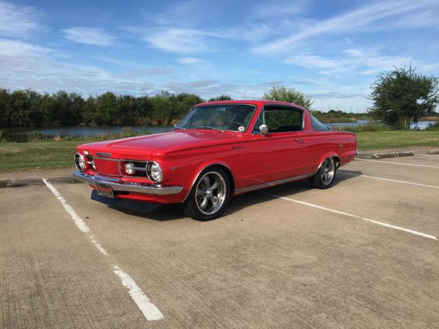 1964,64 Plymouth Barracuda, Hotrod, Ratrod, Cuda