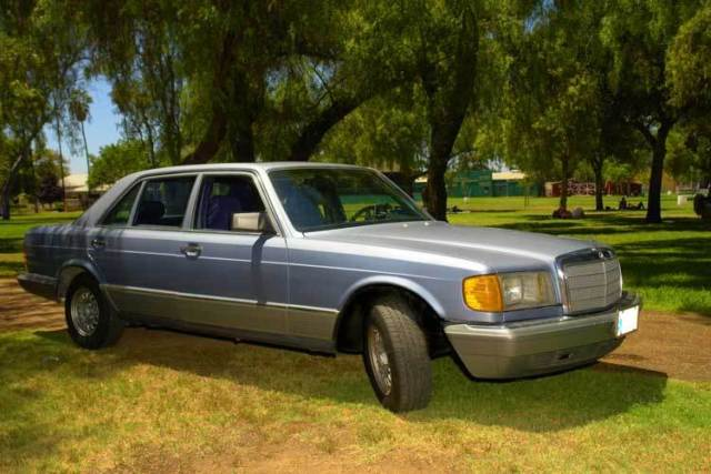 1984 MERCEDES BENZ  500 SEL    Top of the Line Classic Luxury Sedan
