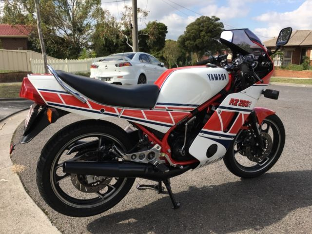 Yamaha RZ350 For Sale Noble Park, VIC, Australia