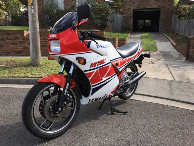 Yamaha RZ350 For Sale Noble Park, VIC, Australia