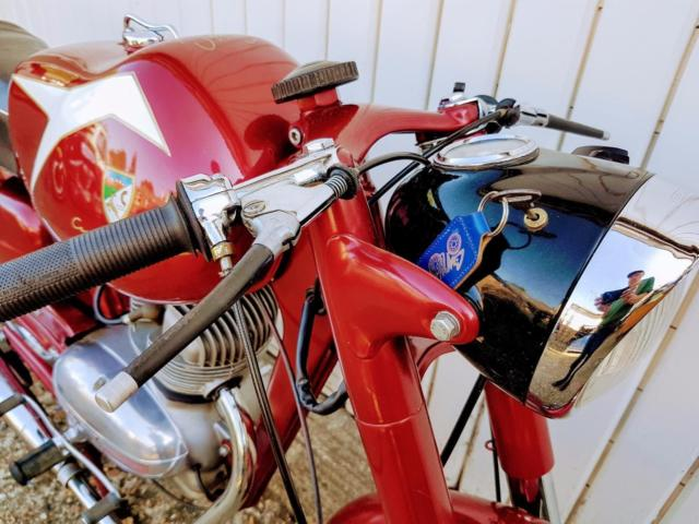 Aeromere Capriolo 125 Sports 1964 Uk Bike Have This Bike Delivered For Sale Henfield United Kingdom Automotoclassicsale Com