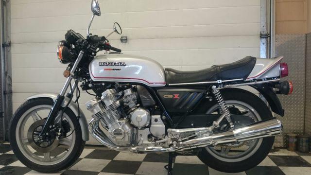Honda: CBX
