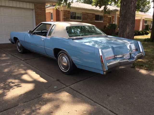 1975 Oldsmobile Toronado Brougham For Sale Troy, Michigan, United