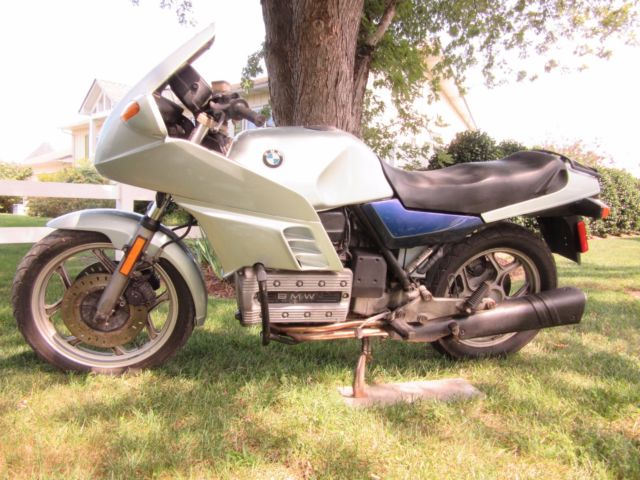 1984 BMW K100RS Pre-Production Motorcycle, Serial number 3 Made, Owned By BMW