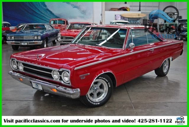 1967 Plymouth Belvedere II 340 / Auto / SUPER CLEAN AND SHARP