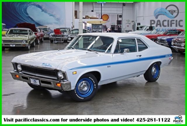 1969 Chevrolet Nova 402 / 350 / FRESH EVERYTHING
