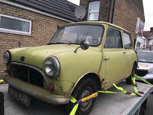 1964 Austin Mini Cooper mk1