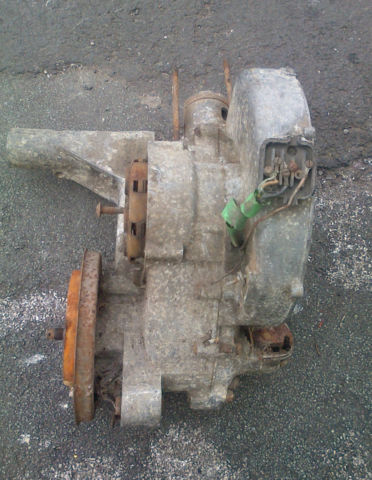 VESPA SS180 ENGINE SS 180 BARNFIND FOR SPARES OR REPAIRS UK MAINLAND