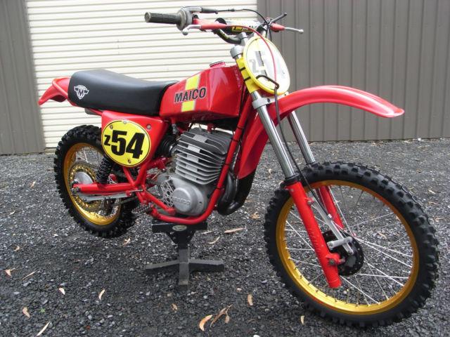 Maico AW 400 1977