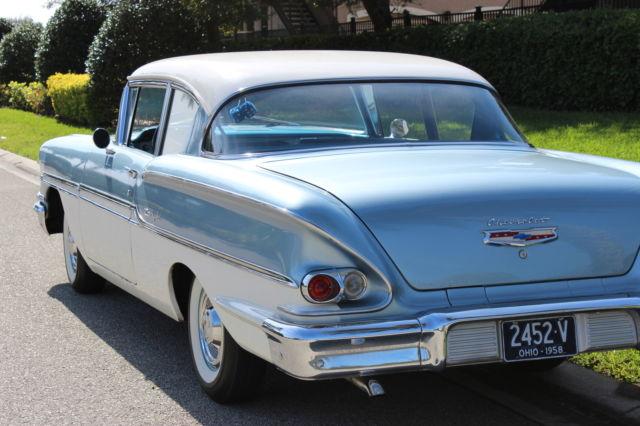 1958 Chevrolet Impala Biscayne For Sale Sarasota, Florida