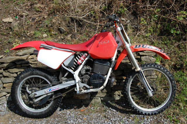 ccm350 1989 twin shock evo spares or repairs