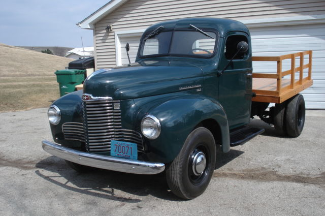 1947 International Harvester Other KB-3