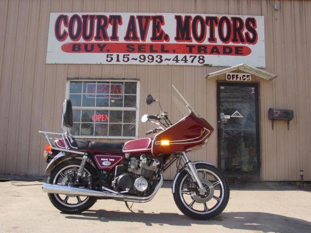 1977 Yamaha XS