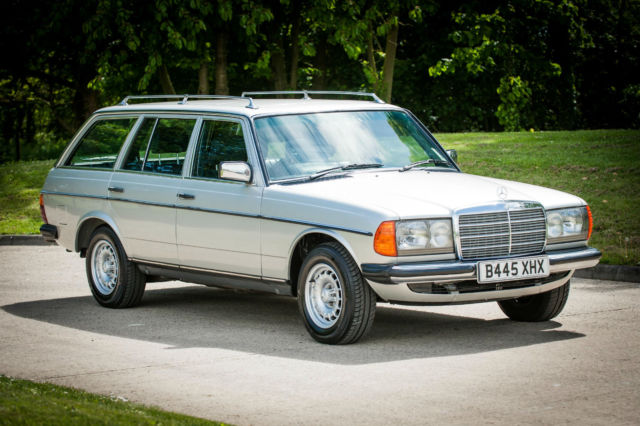 1985 Mercedes-Benz 280 TE