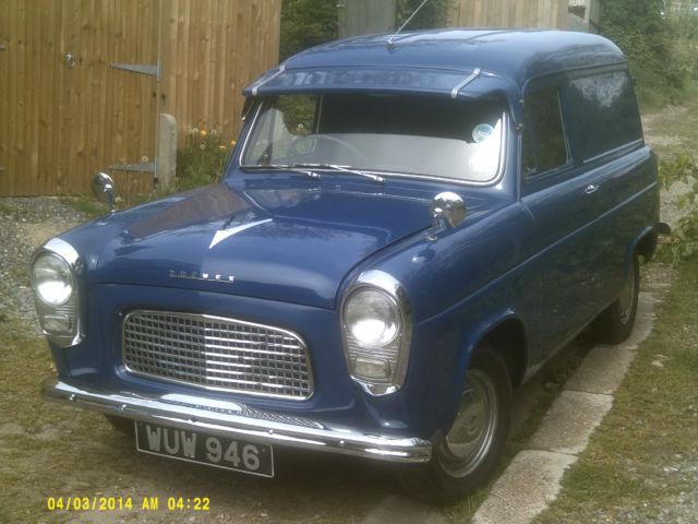Ford Thames300e