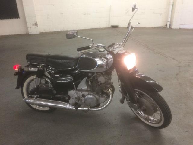 1968 Honda CA