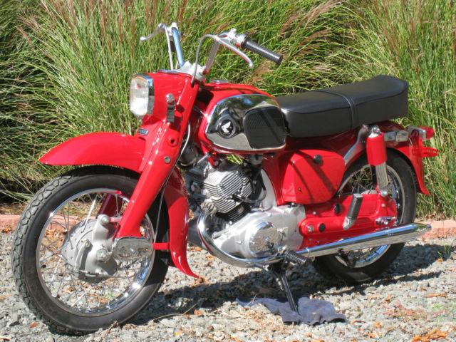 1964 Honda CA