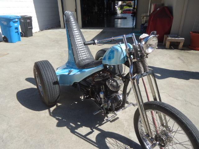 1946 Custom Built Motorcycles Harley Davidson