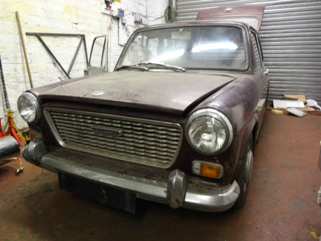 Austin 1100 Countryman/Estate - Rare garage/barn find project