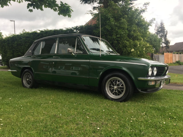1980 TRIUMPH DOLOMITE SPRINT BROOKLANDS GREEN