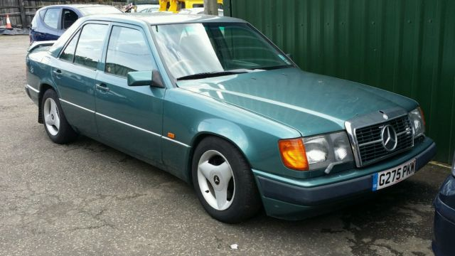 1989 Mercedes 260E Auto - Spares or Repair