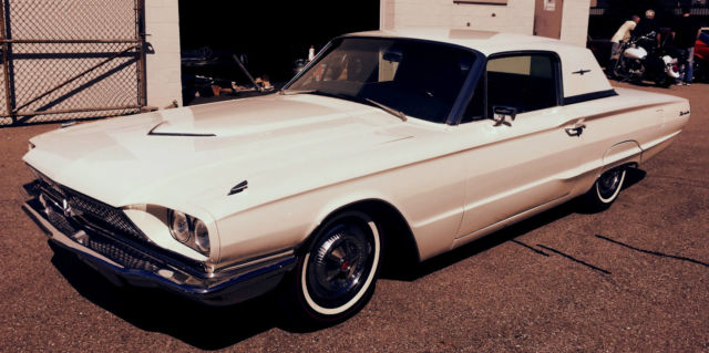1966 Ford Thunderbird TOWN HARDTOP w/428 ENGINE