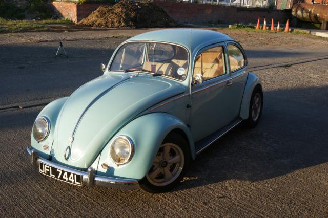 1973 Volkswagen Beetle 1300cc