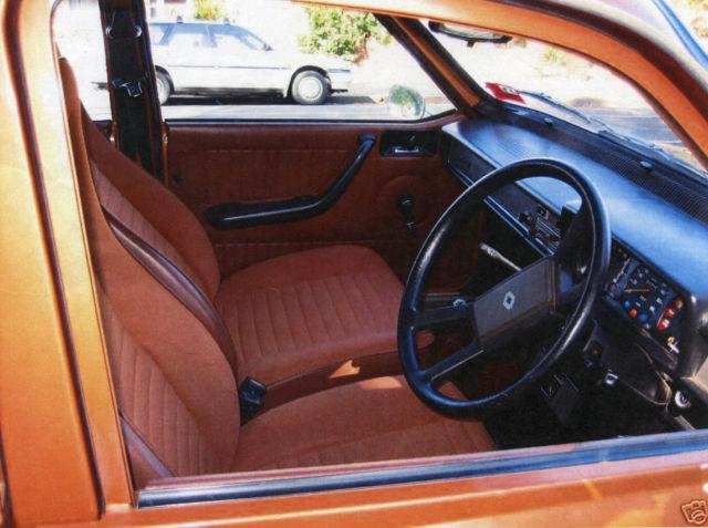 Renault Virage Wagon 1978.