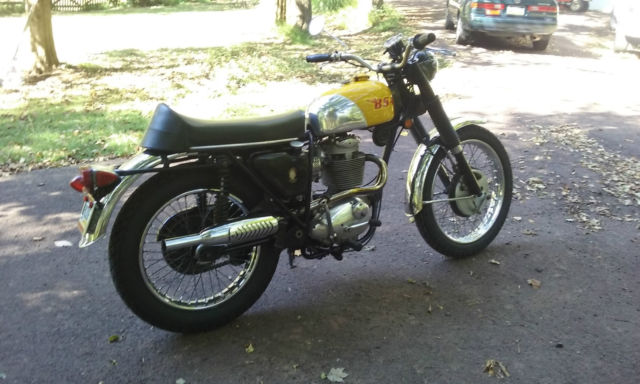 1969 BSA VICTOR 441 SPECIAL