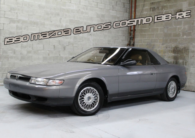1990 Mazda Other Eunos Cosmo 13B 2 Rotor Twin Turbo