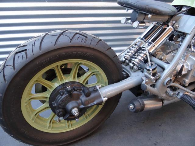 WAR BIRD Honda Goldwing GL1100 Cafe Racer Bobber Brat For Sale