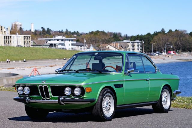 1972 BMW 3.0 CSi Coupe