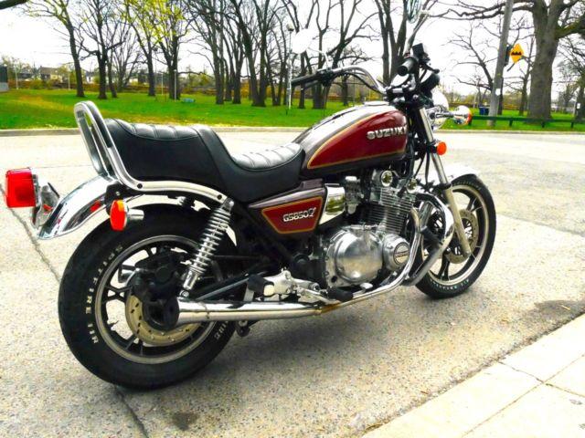 1982 Suzuki GS850 GS 850 Excellent Original Rare Condition- Ready to Ride!