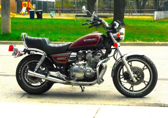 1982 Suzuki GS850 GS 850 Excellent Original Condition- Ready to Ride!-RARE!