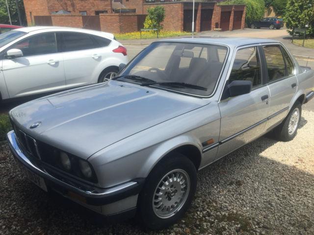 BMW 320i E30 CLASSIC - 47,000 GENUINE MILES- 1986- 6 CYL PETROL