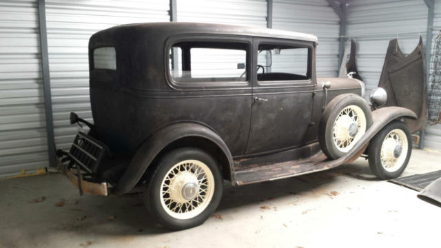 1931 Chevrolet Coach 2 door, original only once