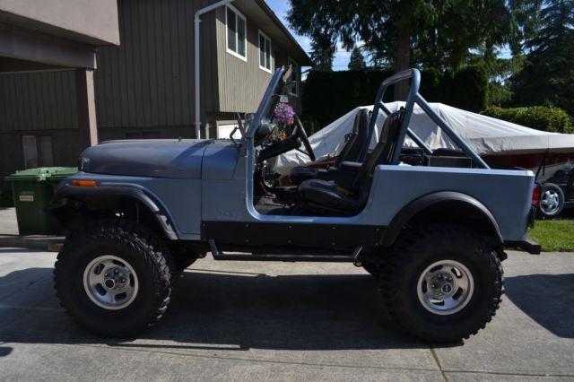 Jeep: CJ