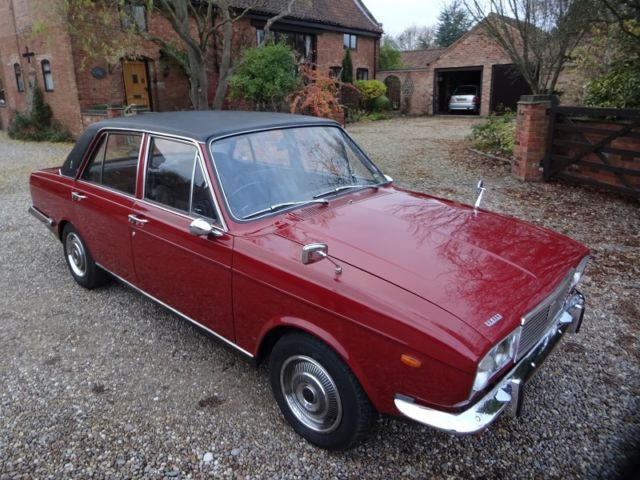 1971 Humber Sceptre Only Covered 86,812 Miles
