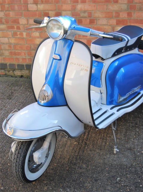 LAMBRETTA LI 150 SERIES 2 1964 HISTORIC VEHICLE *UK SELLER*