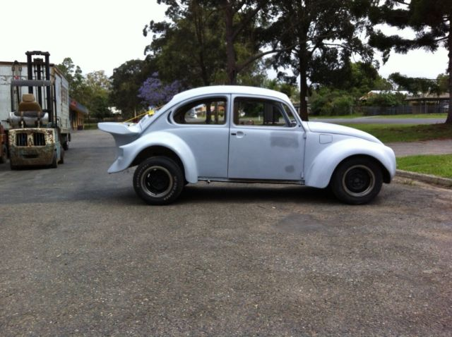 1971 VW SUPERBUG, BODYKIT, 1600 TWINPORT, EXCELLENT PROJECT!!
