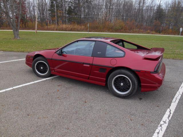 1988 Fiero GT