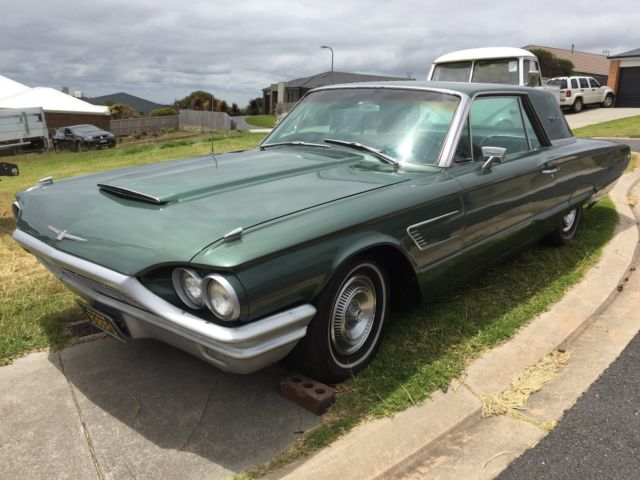 1965 Ford Thunderbird - not mustang falcon fairlane galaxie chev camaro monaro